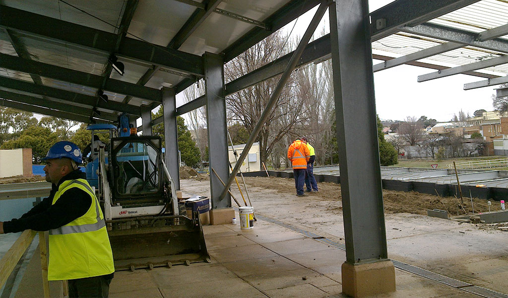 Cooma swimming pool practical engineers canberra - Swimming pool structural engineer ...