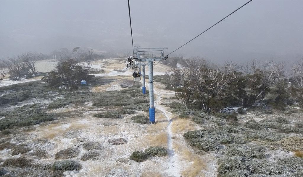 Ski lifts inspection